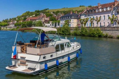 Charter Houseboat Linssen 34.9 Gs Mâcon