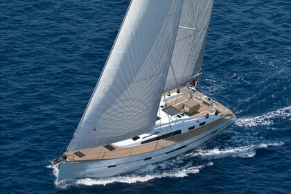 Charter Sailboat BAVARIA CRUISER 56 Athens