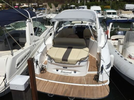 BAVARIA 29 SPORT EDITION LIMITED in Cannes peer-to-peer