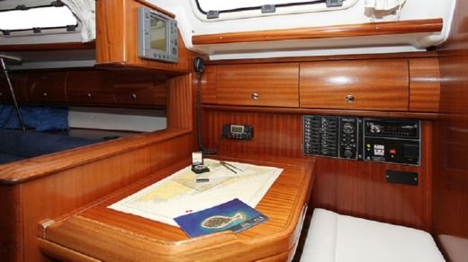 Sailboat Bavaria 36 Cruiser peer-to-peer