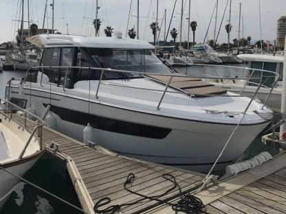 Rental Motorboat Jeanneau Merry Fisher 895 Canet-en-Roussillon