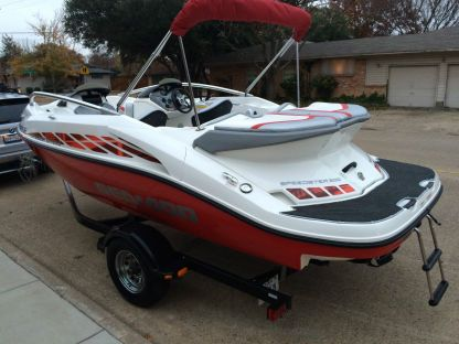 Charter Motorboat Seadoo Speedster 200 Fountain Valley