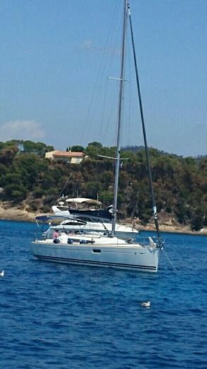 Location Voilier Jeanneau Sun Odyssey 36I Performance Saint-Laurent-du-Var