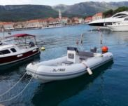 RIB Trimarin Tm460 for rental