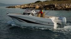 Motorboat Atlantic Marine Sun Cruiser 655