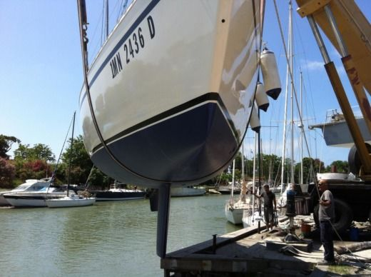 Gibert Marine Gib Sea 372 in Marsala TP for hire