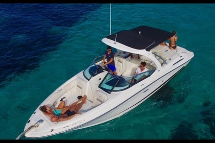 Charter Motorboat Sea Ray 250 Slx Ibiza
