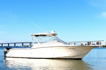 Hire Motorboat GRADY WHITE 340 EXPRESS West Palm Beach