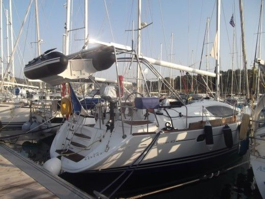 Sailboat Jeanneau Sun Odyssey 46 Ds peer-to-peer