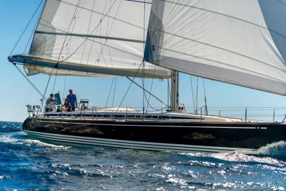 Rental Sailboat X-Yachts X-612 Ajaccio