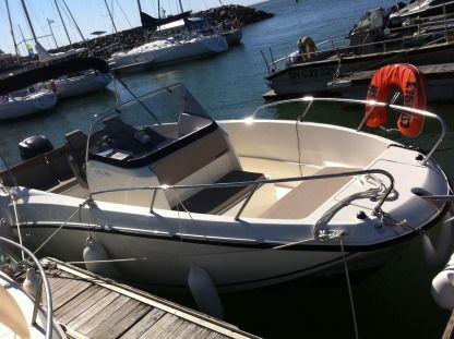 Rental Motorboat Quicksilver Activ 675 Open Pornic