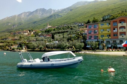 Hire RIB MARSHALL M 100 Lake Garda