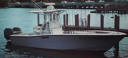 Charter Motorboat Conch 27 Pompano Beach