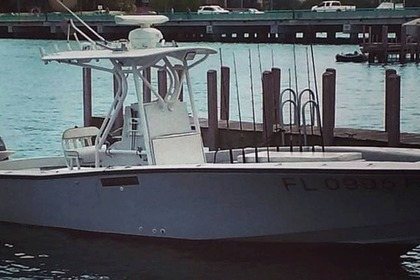 Hire Motorboat Conch 27 Pompano Beach