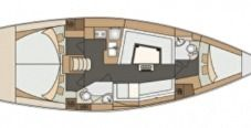 Sailboat Elan Impression 40
