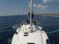 Dufour 385 in Thessaloniki for hire