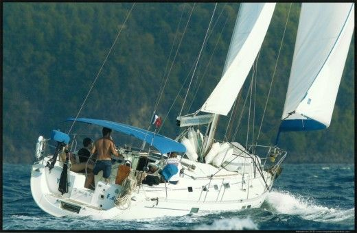 Beneteau Oceanis a Gros Islet tra privati