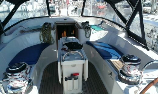 Sailboat Ocean Star 51.2 peer-to-peer
