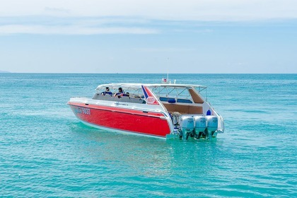 Charter Motorboat SpeedBoat 2 Engines Phuket