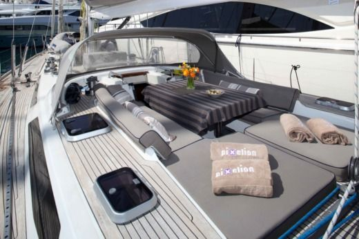 BALTIC YACHT BALTIC 64 in Six-Fours-les-Plages for hire