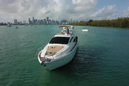Rental Motor yacht Aicon 58 Miami