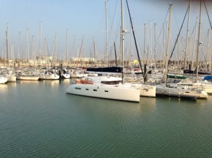 Location Catamaran Aldabra 44 La Rochelle