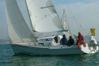 Hire Sailboat G7 25 Oeiras