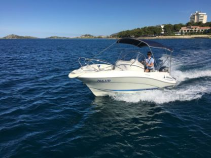 Miete Motorboot Quicksilver Commander 555 Open Vodice