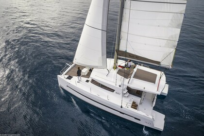 Hire Catamaran Bali Bali 4.0 O.V. with watermaker & A/C - PLUS Sint Maarten
