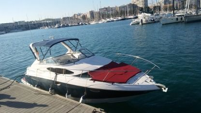 Charter Motorboat Regal Commodore 3060 Alicante