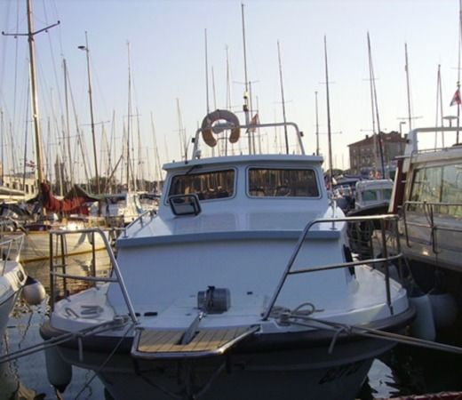 Donat 850 in Zadar for hire