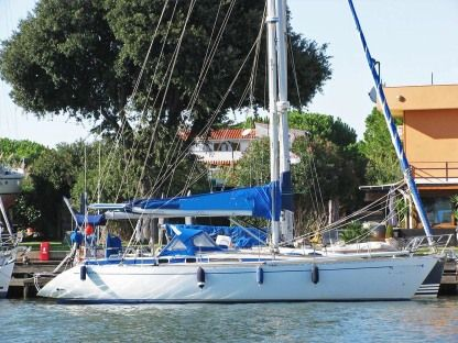 Rental Sailboat Comar Comet 41' Livorno