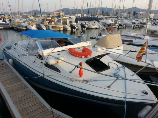 Bayliner Cappri Cudi in Saint-Cyprien for hire