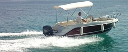Rental Motorboat M Sport Open Tribunj