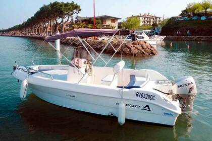 Rental Motorboat Allegra 520 Pacengo