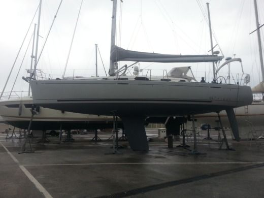 Sailboat Beneteau First 44.7