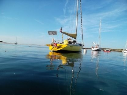Rental Sailboat Fast 26 Lorient