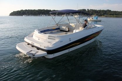 Rental Motorboat Bayliner 160 Poreč