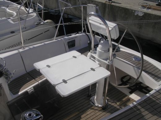 Voilier ALLIAURA MARINE FEELING 36 entre particuliers