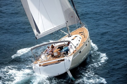 Charter Sailboat BAVARIA 50 CRUISER Lefkada