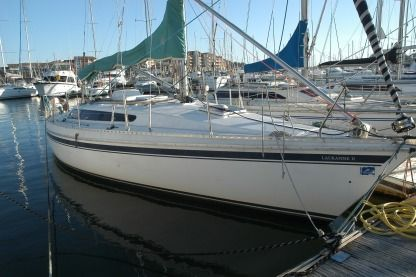Rental Sailboat Gibsea - Gibert Marine Gib Sea 31 Dl Plus Capbreton