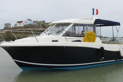 Miete Motorboot Jeanneau Merry Fisher 725 Hb Toulon
