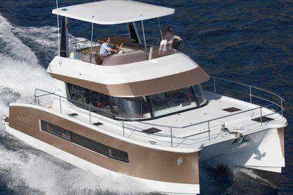 Rental Motorboat Fountaine Pajot MY 37 Punat