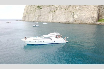 Charter Motorboat PERSHING 52 Fly Castellammare di Stabia