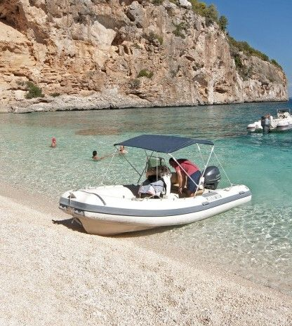 Location Semi-rigide Joker Boat 470 Cala Gonone