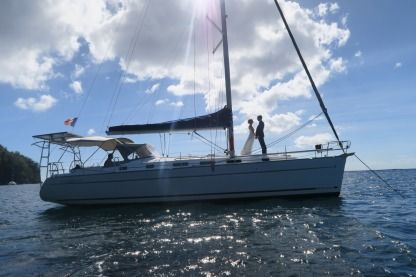 Location Voilier Beneteau Cyclades 43 Le Marin