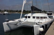 Location Catamaran Lagoon Lagoon 380 Ajaccio