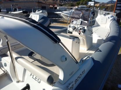 Rental RIB Nuova Jolly King 800 Rs Hyères
