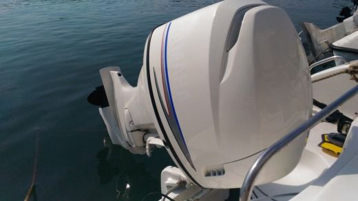 Motorboat Polifakor Pacificcraft 630 for hire