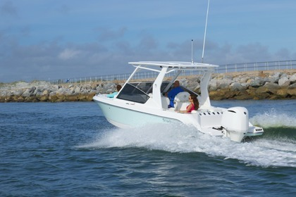 Rental Motorboat Edgewater Bay Boat 22 Daytona Beach